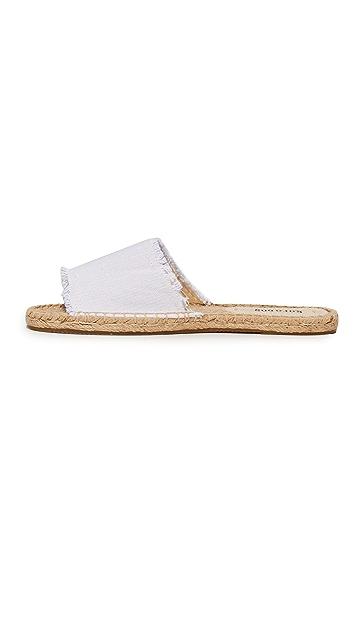 Soludos Espadrille Slide Sandals