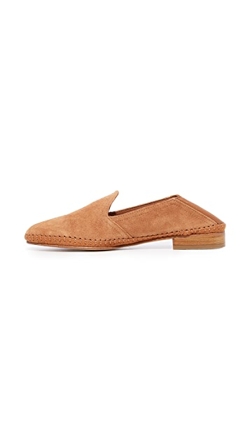 Soludos Venetian 多种穿法浅口鞋