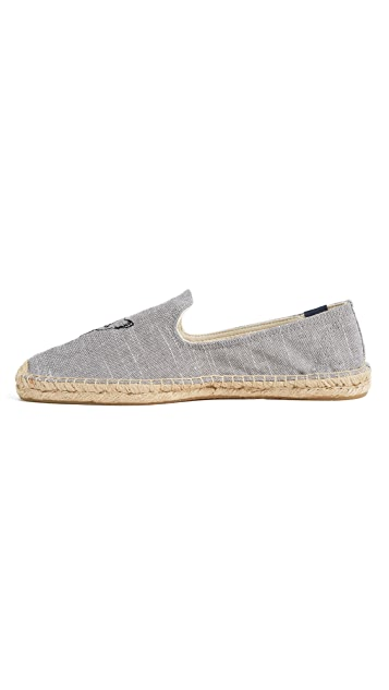 Soludos x Lucy Mail Chicken & Waffles Espadrilles