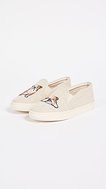 Soludos Bulldog Slip On Sneakers