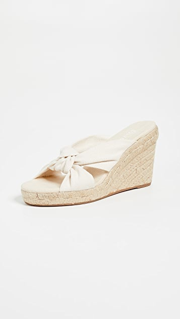 521a640b10f Soludos Knotted Wedge Espadrilles