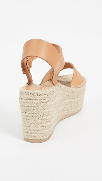 Soludos Minorca High Platform Sandals