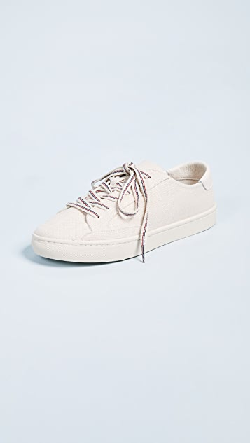 Soludos Ibiza Lace Up Sneakers