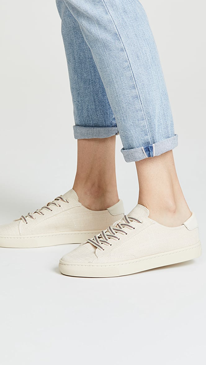 Soludos Ibiza Lace Up Sneakers | SHOPBOP