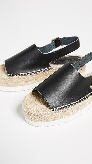 Soludos Tilda Leather Sandals