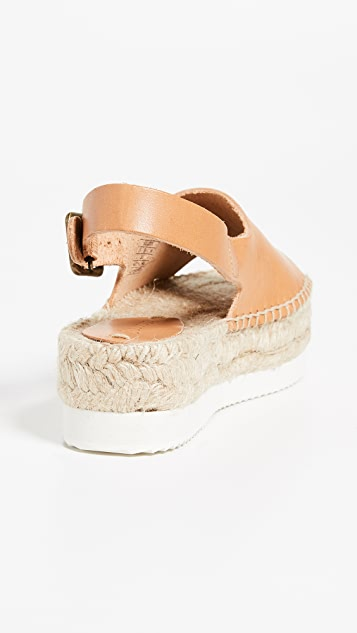 Soludos Tilda Leather Sandals
