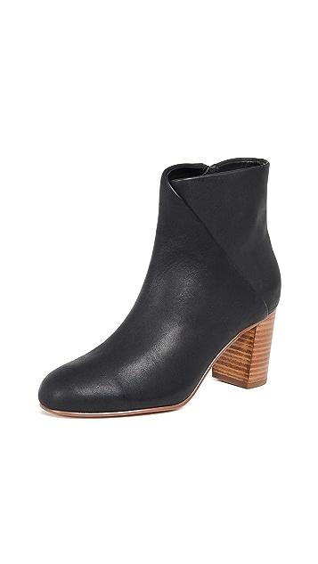 Soludos Mid Heel Venetian Booties