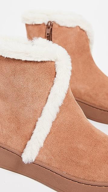 Soludos Whistler Cozy Boots