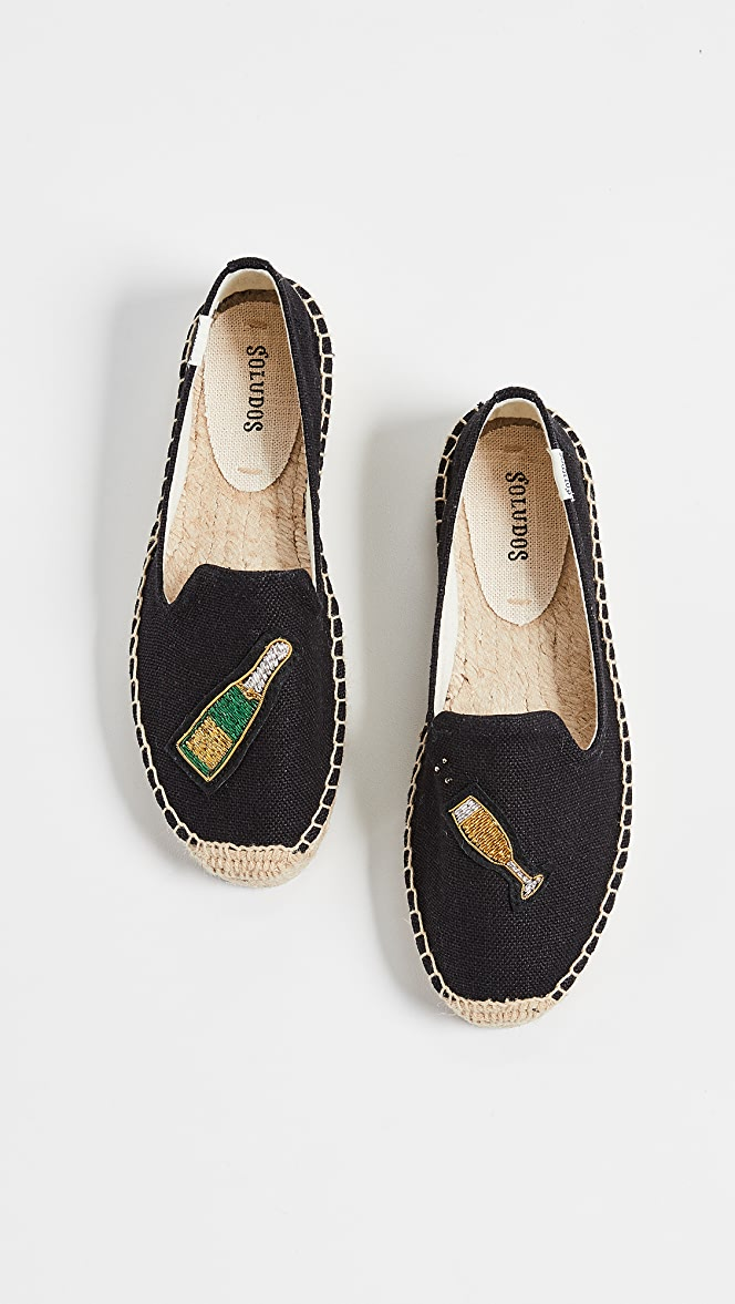 Soludos Cheers Smoking Slippers   SHOPBOP