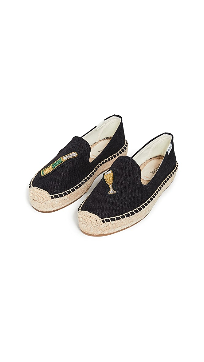 Soludos Cheers Smoking Slippers | SHOPBOP