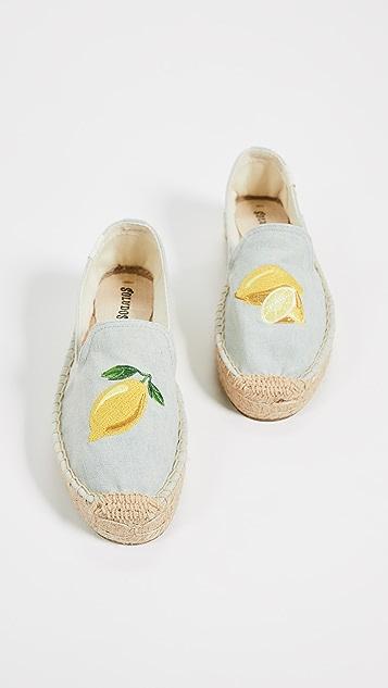 Soludos Слипперы Lemons