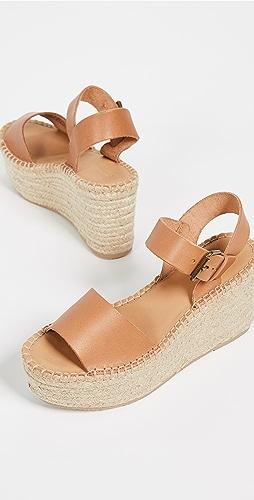 Soludos - Minorca 高厚底凉鞋