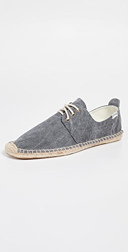 Soludos - Canvas Derby Lace Ups
