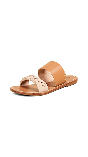 Soludos Braided Slide Sandals