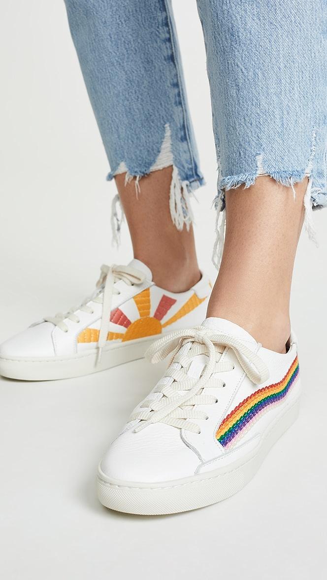 Soludos Rainbow Wave Sneakers | SHOPBOP