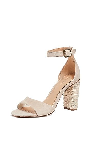 Soludos Capri Ankle Strap Sandals