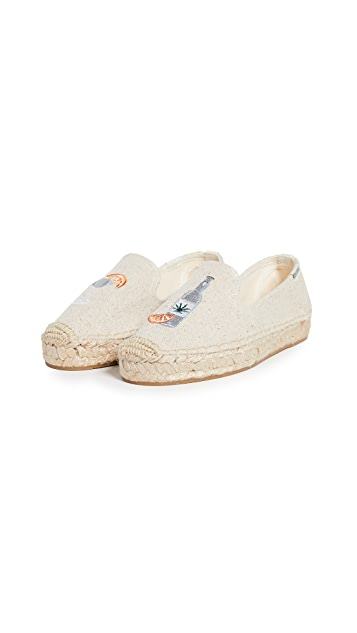 Soludos Agave Smoking Slippers