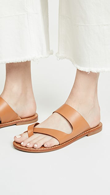 Soludos Mila Slide Sandals