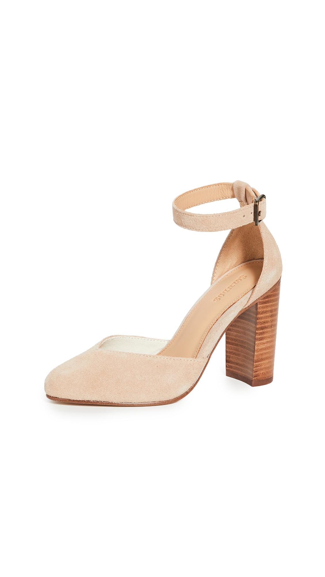 Soludos Collette Block Heel Sandals