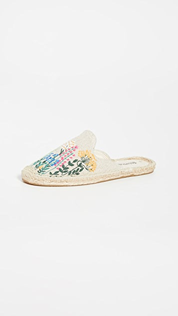 Soludos Wildflowers Espadrille Mules