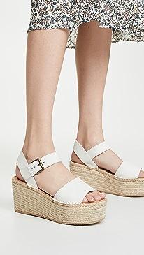 Minorca High Platform Sandals