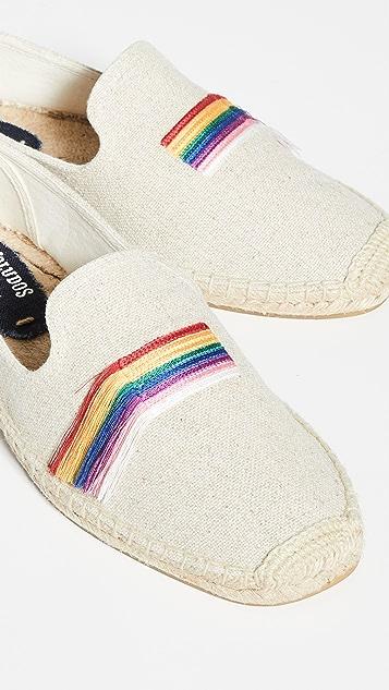 Soludos Pride Smoking Slippers