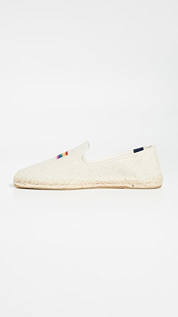Soludos Pride Smoking Slippers