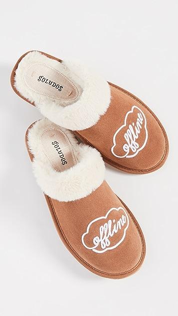 Soludos Offline Cozy Slippers