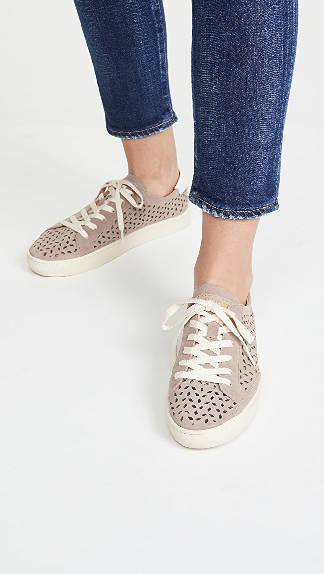 Soludos Ibiza Perforated Sneakers | SHOPBOP