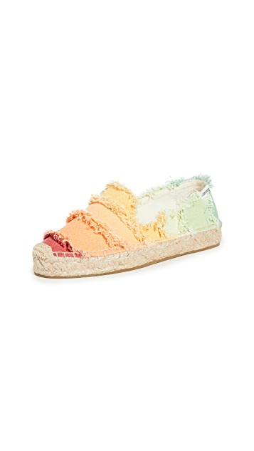 Soludos Ombre Smoking Slippers
