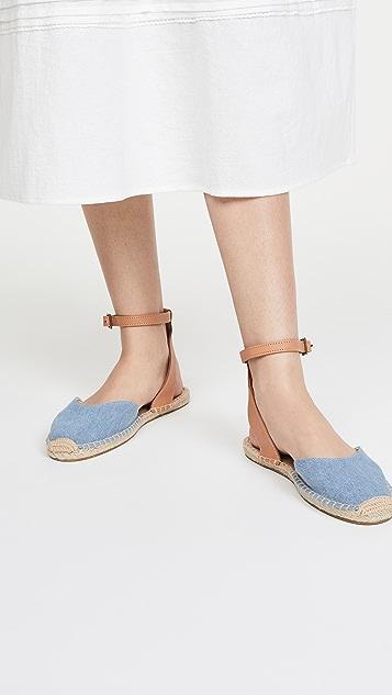 Soludos Alix 经典凉鞋