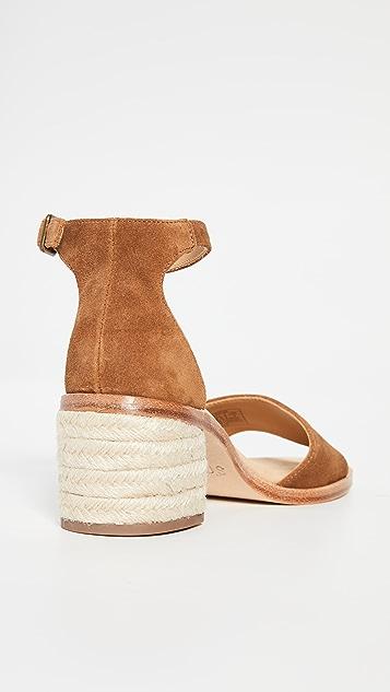 Soludos Capri 高跟鞋