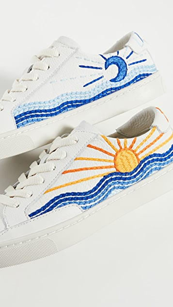 Soludos Sunrise Sunset Sneakers