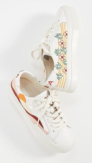 Soludos Hawaiian Fauna 运动鞋