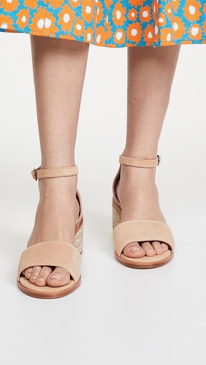 Soludos Capri Mid Heel Sandals   SHOPBOP