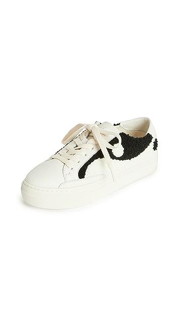 Soludos Yin Yang Sneakers