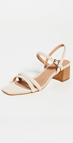 Soludos - Cami Heel 粗跟凉鞋