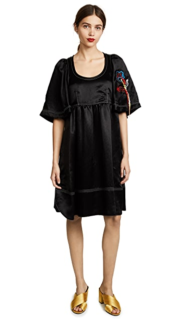 Sonia Rykiel Embroidered Short Dress