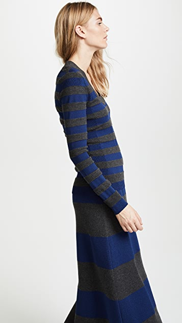 Sonia Rykiel Scoop Sweater
