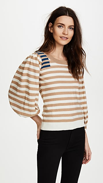 0e937a6502 Sonia Rykiel Striped Sweater | SHOPBOP