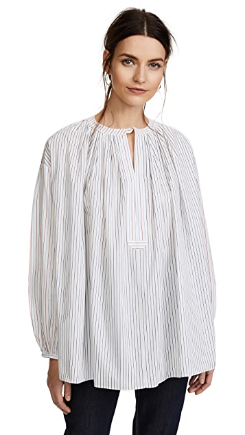 Sonia Rykiel Striped Blouse
