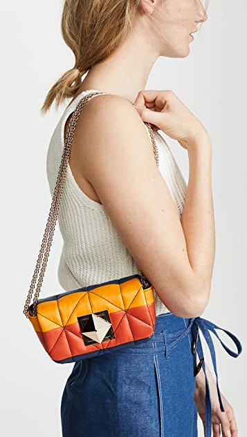 Sonia Rykiel Quilted Cross Body Bag
