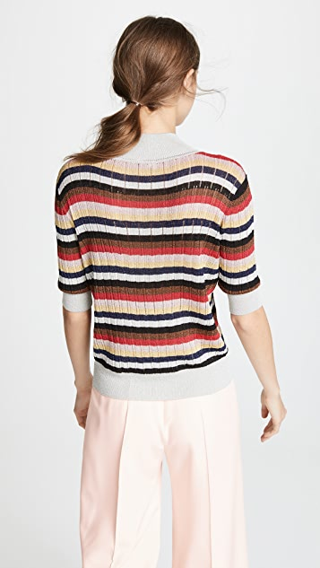 Sonia Rykiel Multi Stripe Sweater