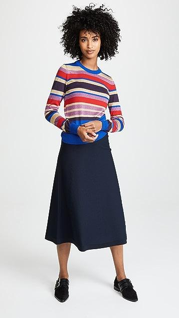Sonia Rykiel Midi Skirt
