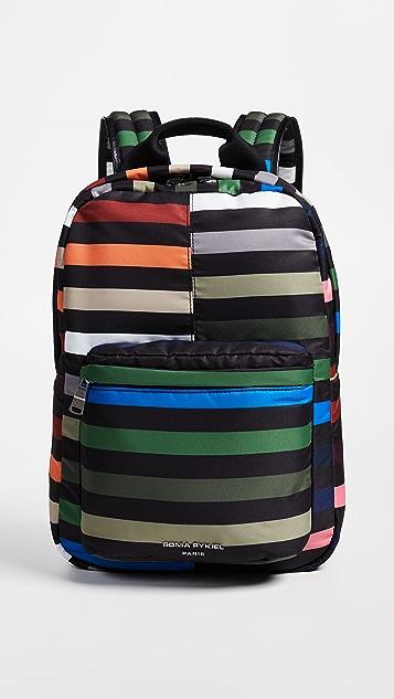 2658828e830 Sonia Rykiel Stripe Backpack   SHOPBOP