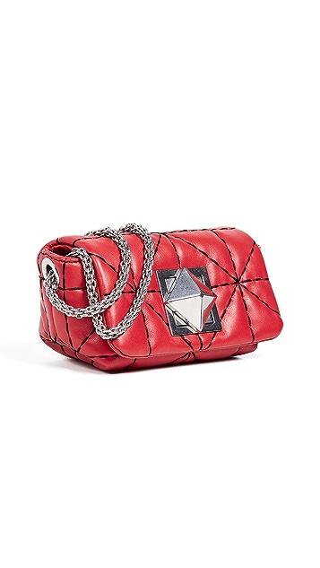 Sonia Rykiel Стеганая сумка через плечо