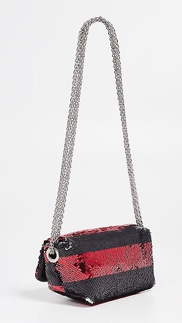 Sonia Rykiel Sequin Crossbody Bag