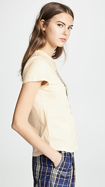 Sonia Rykiel Botanical T-Shirt