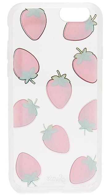 Sonix Strawberries iPhone 6 / 6s Case