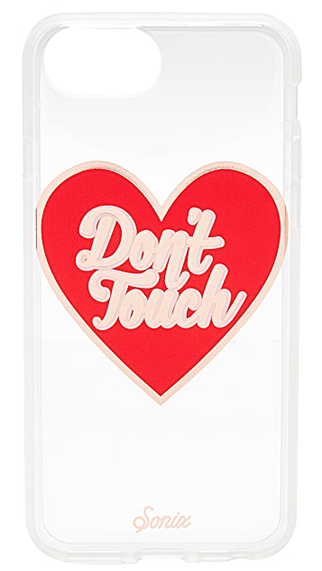 Sonix Don't Touch iPhone 6 / 6s / 7 / 8 Case